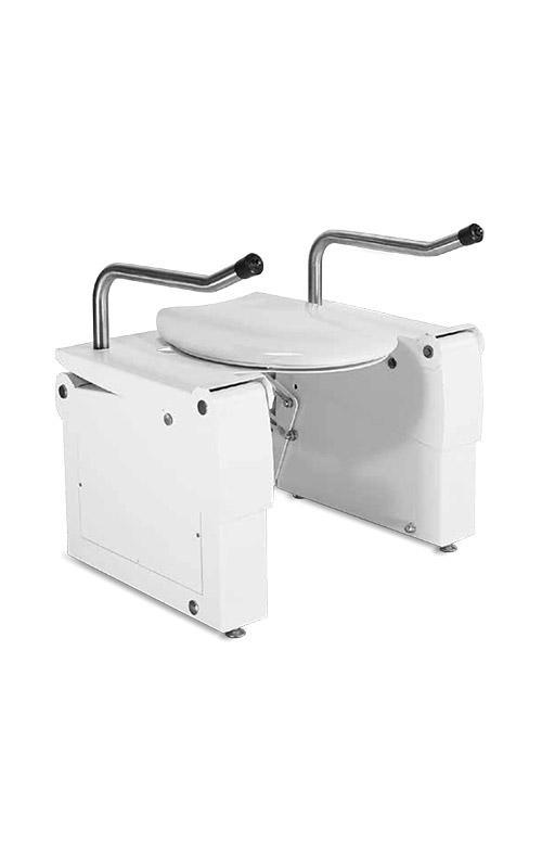 Sollevatore per wc per anziani e disabili scopri i prezzi di lazzaro bodylift - Prezzi tavoli di lazzaro ...